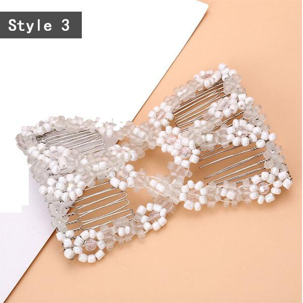 Easy Fix Magic Hair Comb (2pcs)