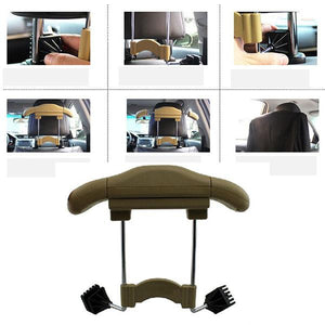 Universal Car Telescopic Hanger Rack
