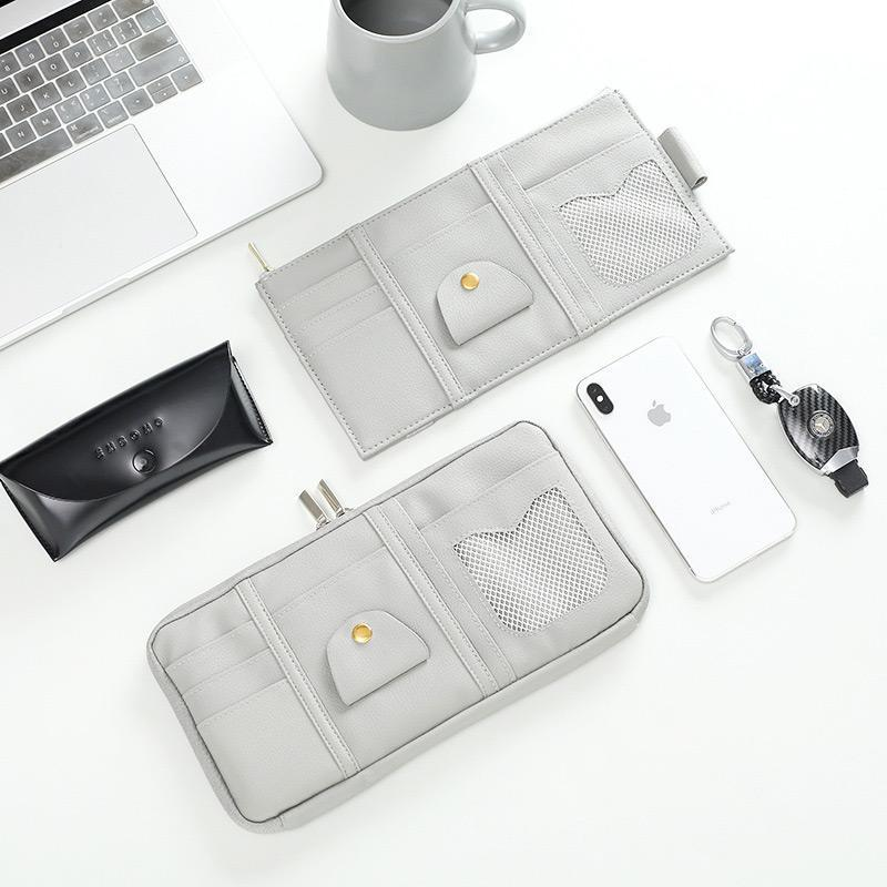 Multifunctional Net Bag Card Holder