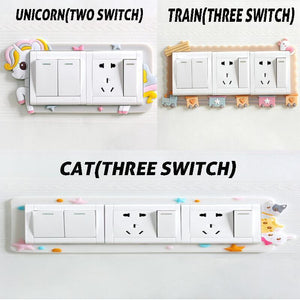 Position Indication Luminous Switch Decoration Sticker