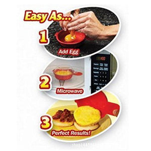 Egg Hamburger Maker(2 Set)