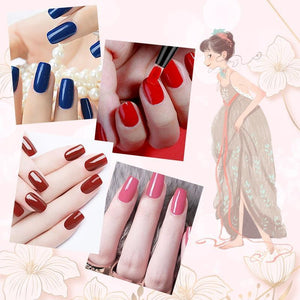 DIY One Step Nail Polish Pen(💞💞Buy More Save More)