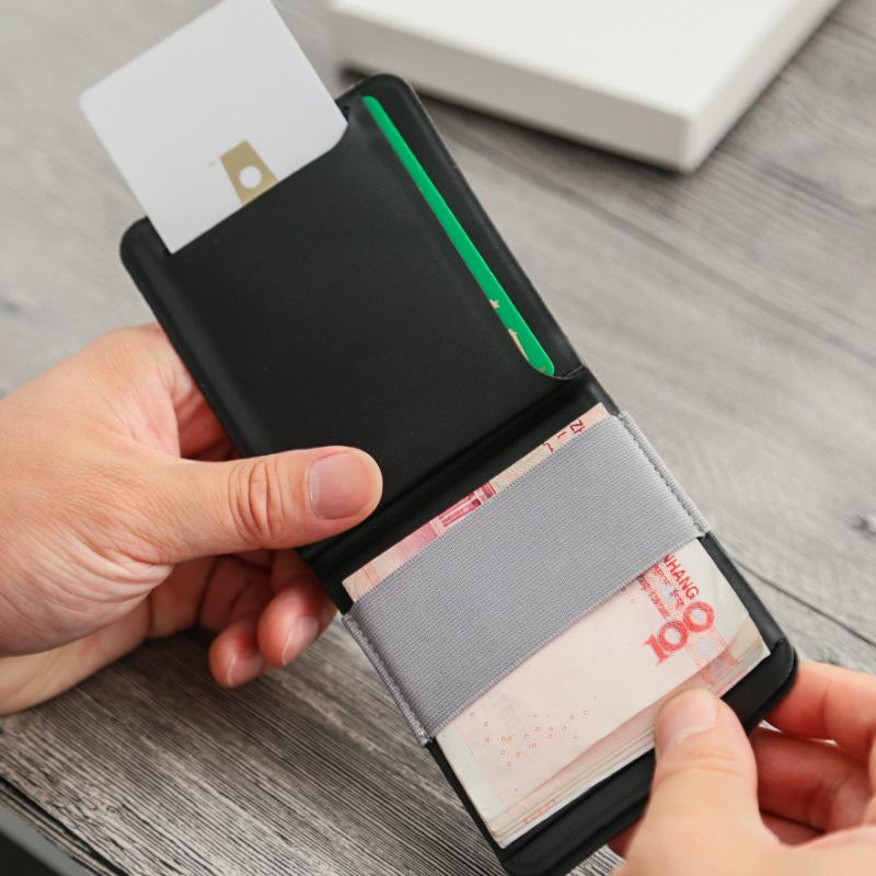 Detachable Magnetic Wallet