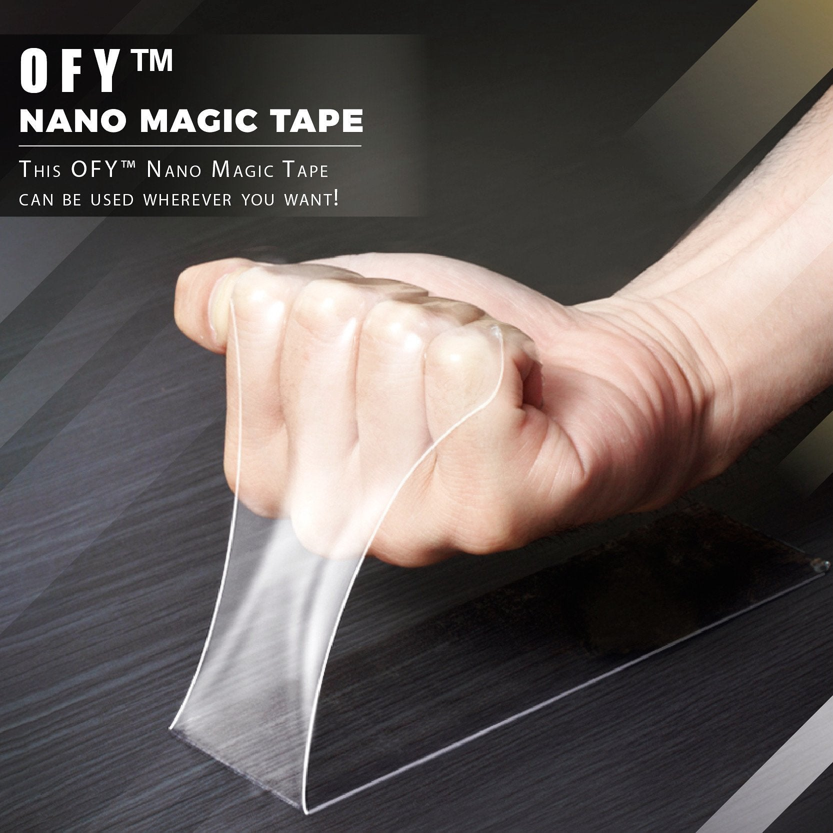 🔥2020🔥Nano Magic Tape(FACTORY  OUTLET!!!)