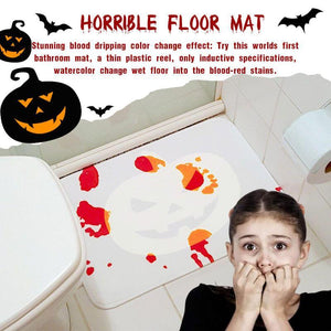 Halloween Flash Sale-Bloody Bath Mat