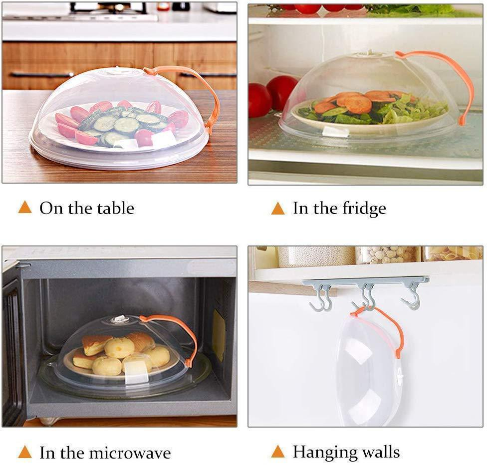 Microwave Plate Cover