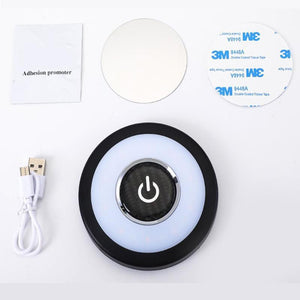 Rechargeable Magnetic Portable LED Lamp