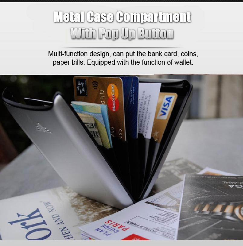 Multi-Functional Card Holder