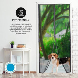 Magnetic Screen Door