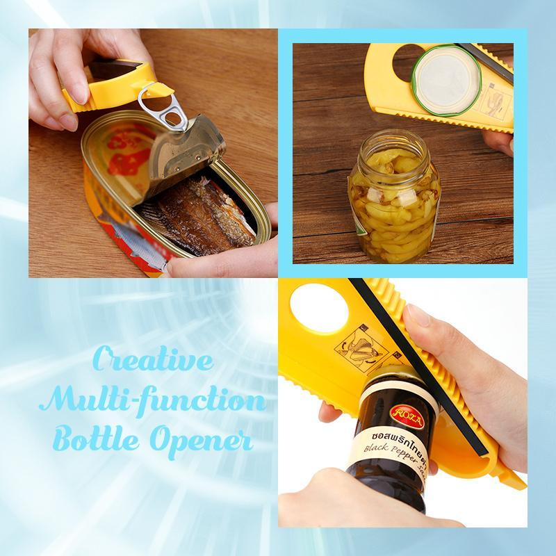 Creative Multi-function Bottle Opener