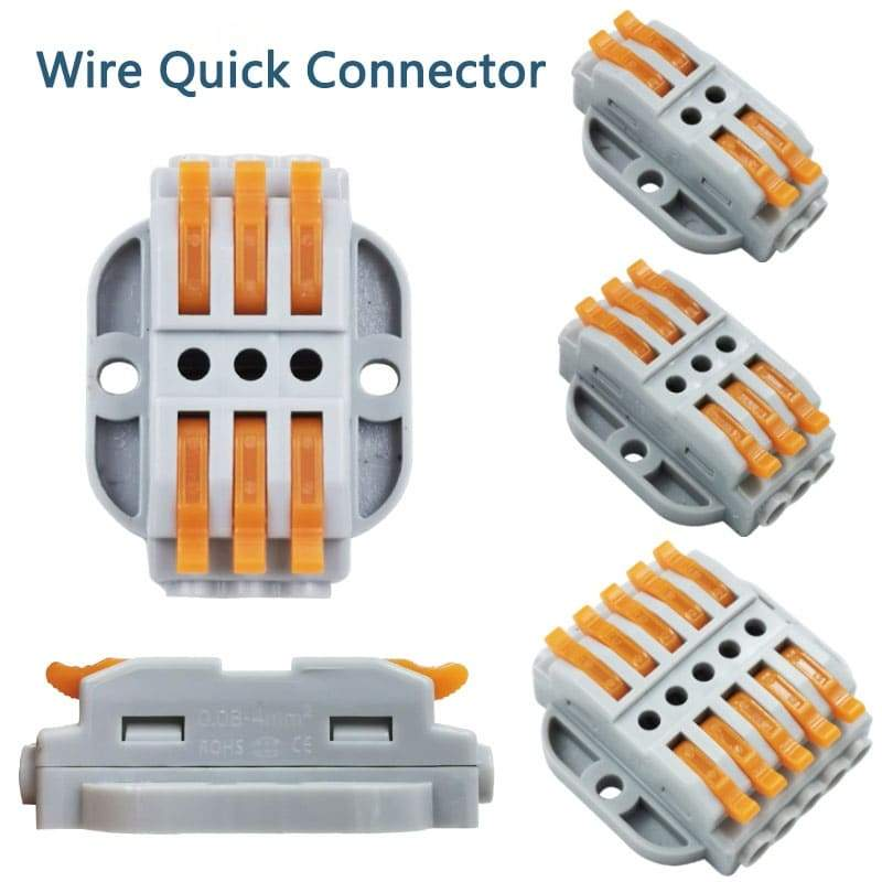 Quick Wire Connector Terminal