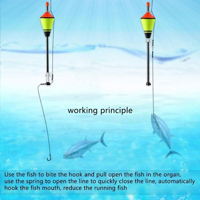 Automatic Fishing Floats