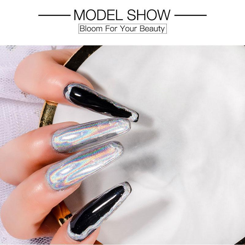 Chrome Air Cushion Nail Powder Pen