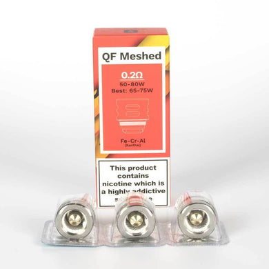 Vaporesso QF Meshed Coils 3 Pack