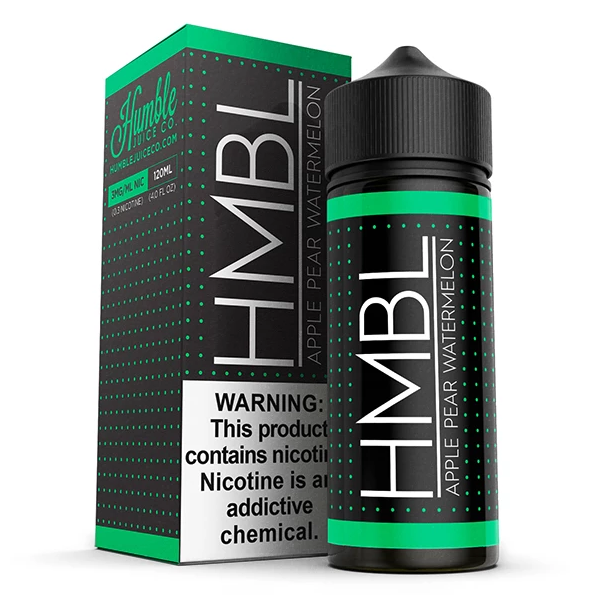 Humble: HMBL Apple Pear Watermelon 120ml