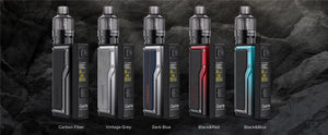 Voopoo Argus GT 160W Box Mod Kit with PnP Pod Tank 4.5ml