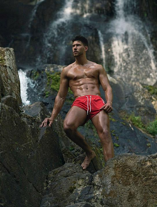 baywatch shorts