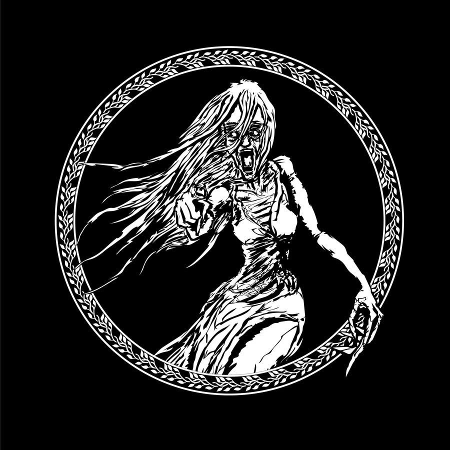 BANSHEE T-SHIRT - CELTIC MYTHOLOGY