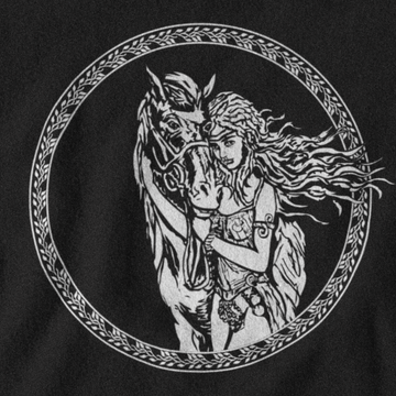 EPONA T-SHIRT - CELTIC PANTHEON