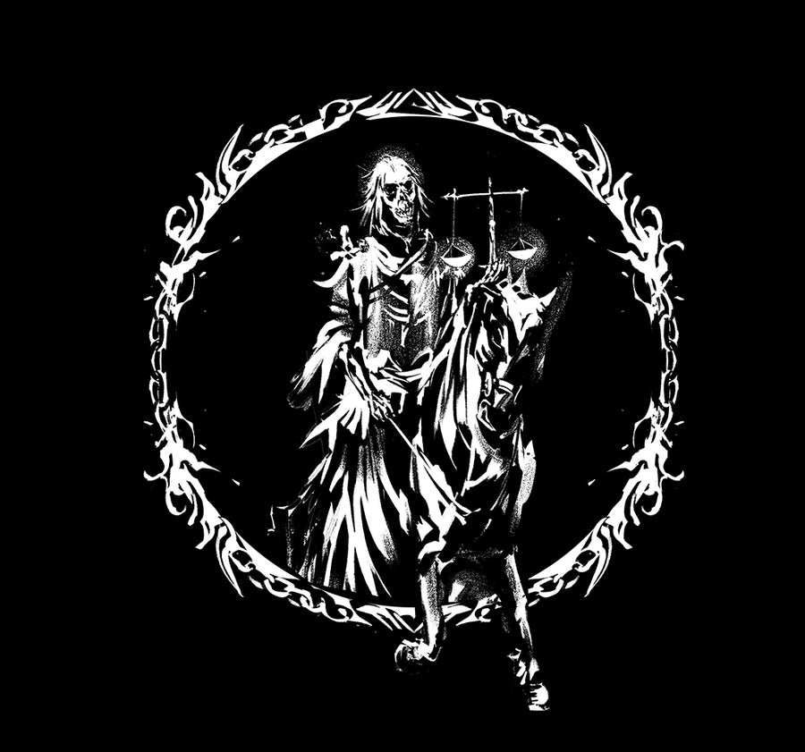 FAMINE T-SHIRT - APOCALYPSE COLLECTION