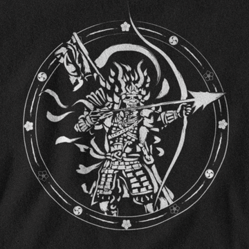 HACHIMAN T-SHIRT - JAPANESE PANTHEON