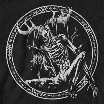 WENDIGO T-SHIRT - NATIVE AMERICAN PANTHEON