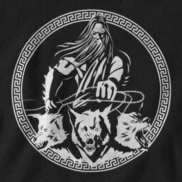 HADES T-SHIRT - GREEK PANTHEON