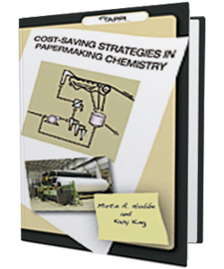 Cost Saving Strategies in Papermaking Chemistry