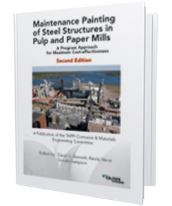 Maintenance Painting of Steel Structures in Pulp and Paper Mills - Print