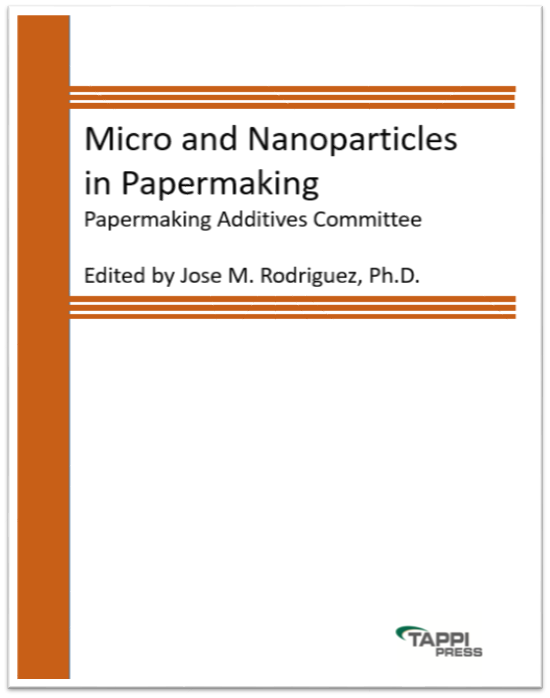 Micro and Nanoparticles in Papermaking
