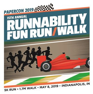 PaperCon 2019 Runnability 5k Fun Run/1.5k Walk