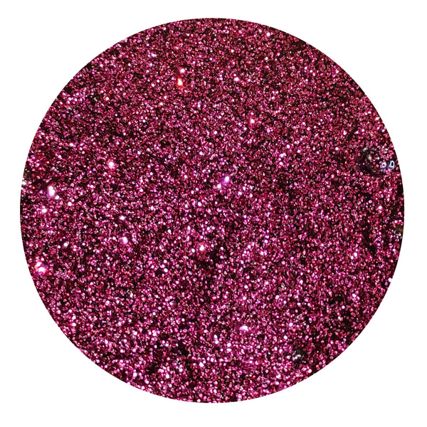 Bordeaux Glitter Gel