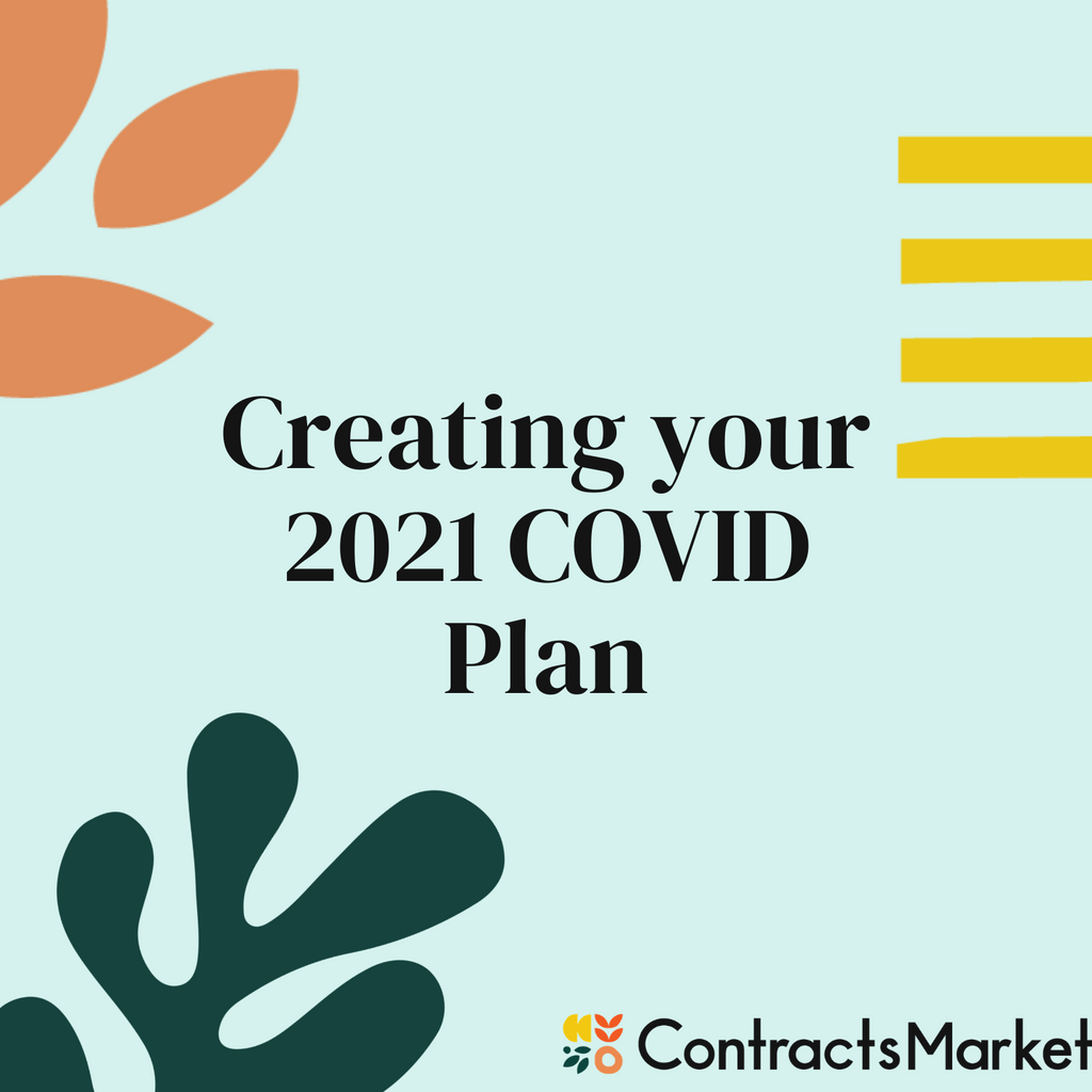 Creating your 2021 COVID Plan