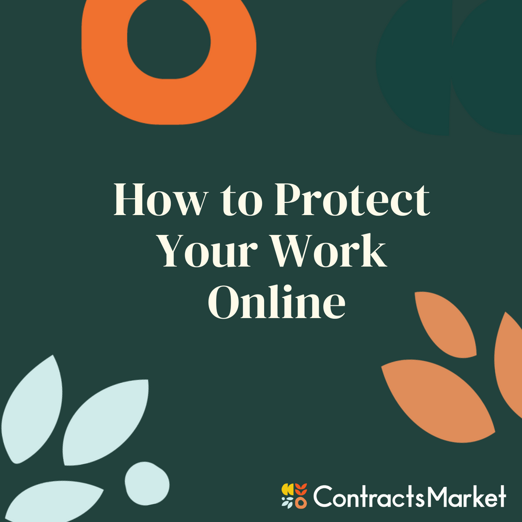 How Creators Can Protect Their Work Online