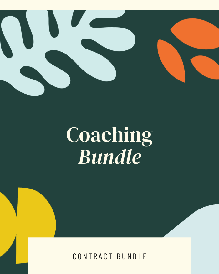 Coaching Bundle - Contracts Market
