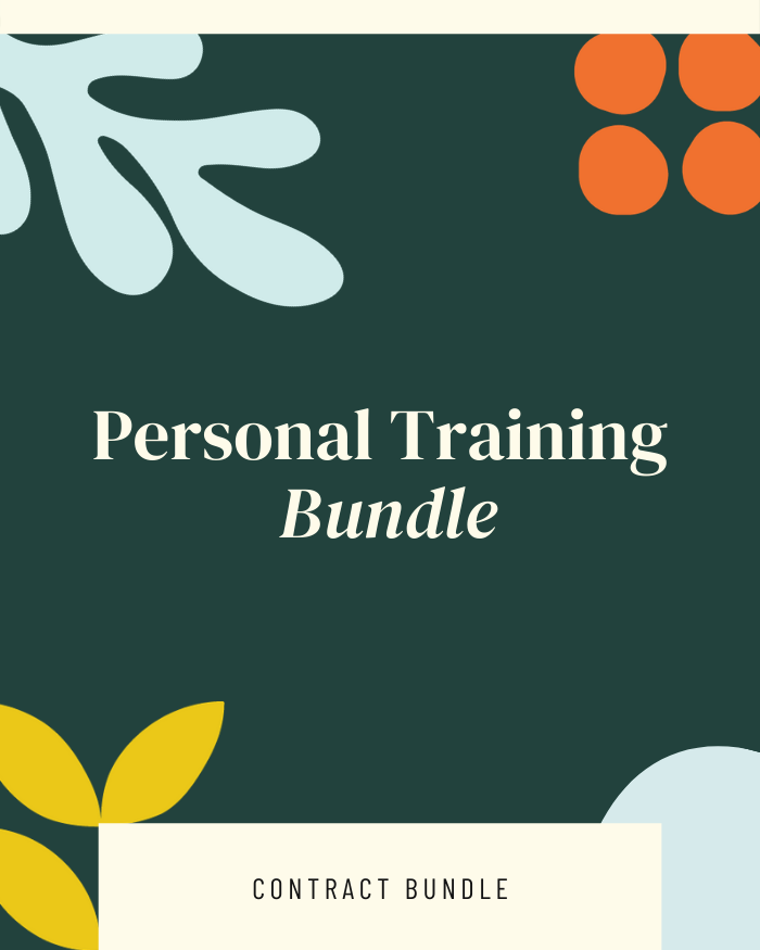 Personal Training Bundle - Contracts Market