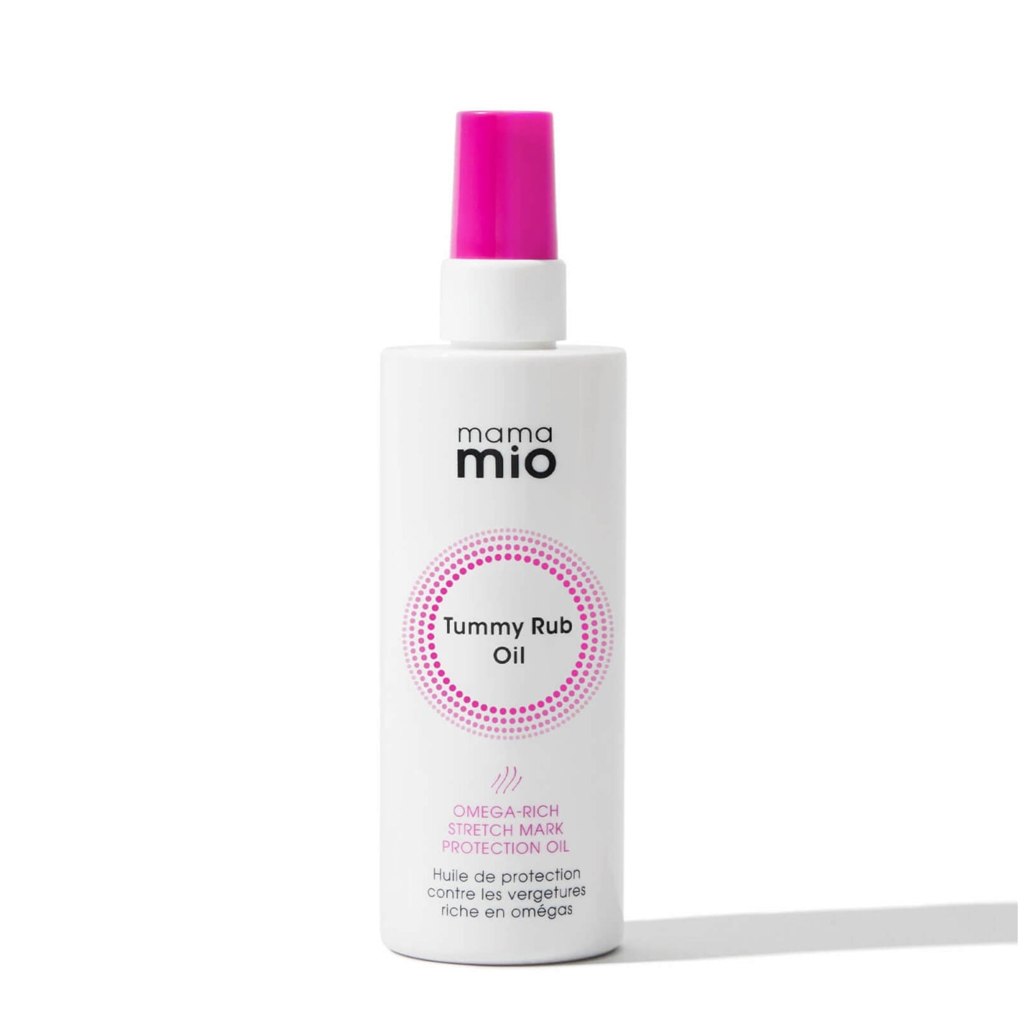 Aceite protector anti-estrías The Tummy Rub Oil™ de Mama Mio 120ml
