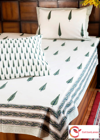 Cypress Farms Bedsheet-CottonLanes