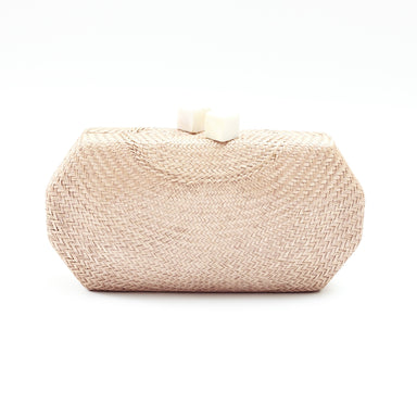 Dusty Rose Clutch - Handcrafted Clutches | LIKHÂ