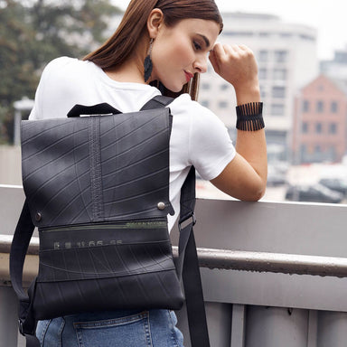 Non leather Vegan Backpack