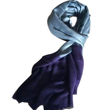 Stole scarf in viscose silk