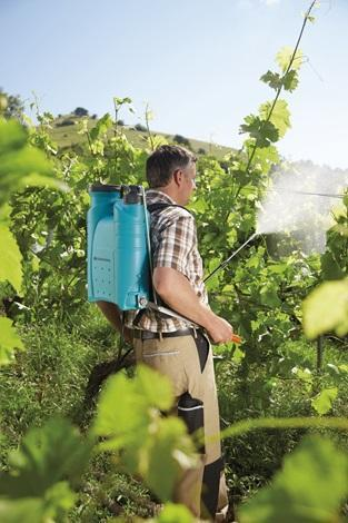 Comfort Backpack Sprayer 12 Lt - ClickLeaf