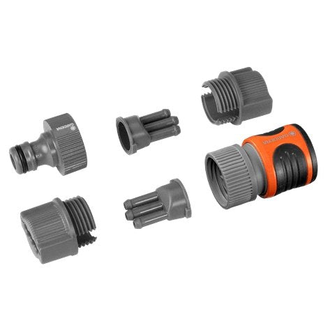 Connection Set - Sprinkler Hose - GARDENA - ClickLeaf