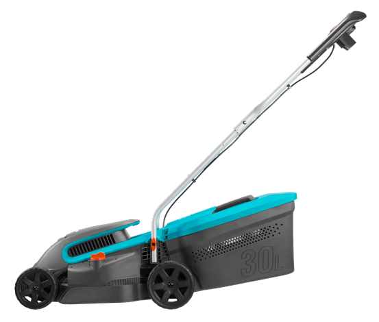 Electric Lawnmower PowerMax™ 1200/32 ready-to-use Set