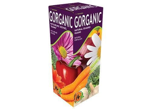 Go Organic 200ml - Makhro - ClickLeaf