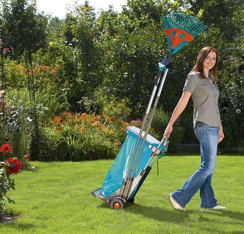 Mobile Cart - Load up to 70kg - GARDENA (NEW) - ClickLeaf