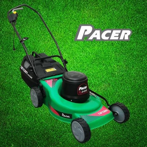Pacer Electric Lawnmower - 2400W (includes 25m cable) - Tandem - ClickLeaf