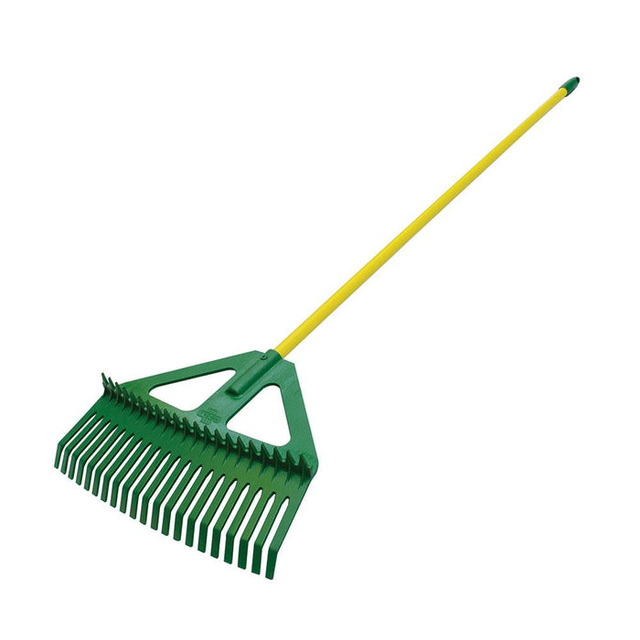 Rake – Combination Leaf Rake (Poly Handle) - Lasher - ClickLeaf