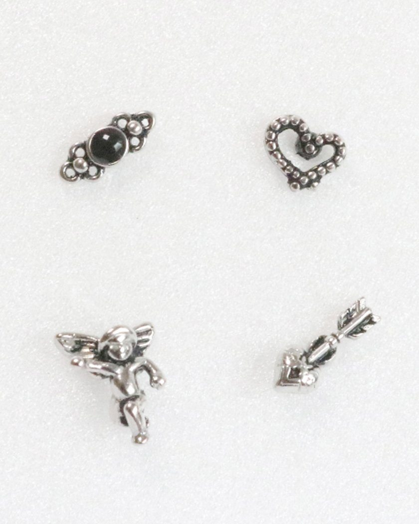 Antique Angel (ピアス/ピアッシング) Piercing bling moon