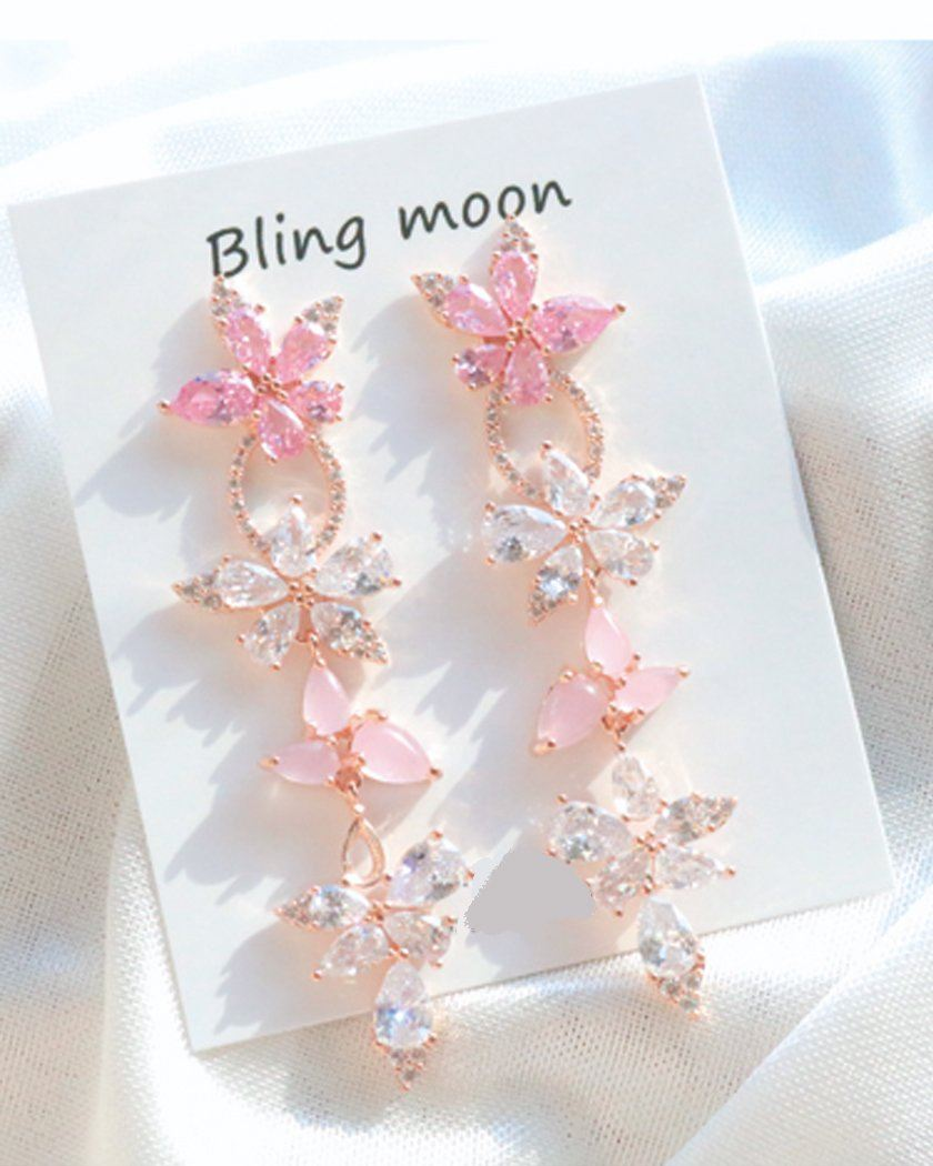 Floria Earring Earrings bling moon